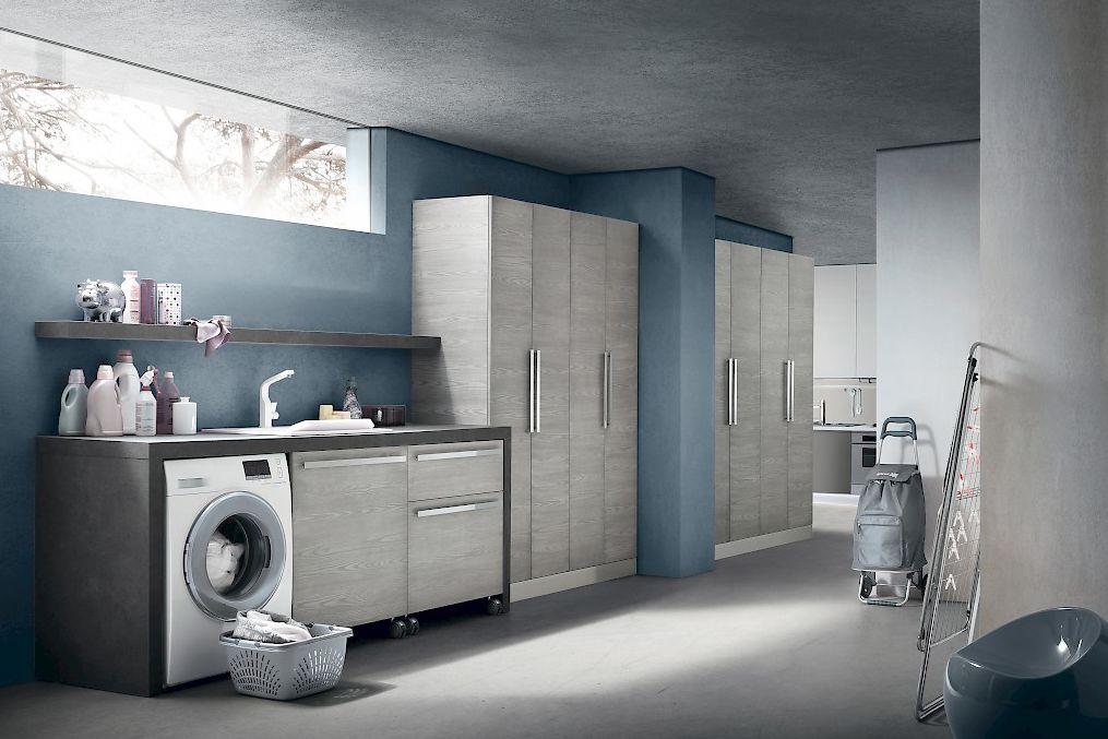 Mobili Per Lavanderia Di Casa.Mobili E Accessori Per Lavaderia Domestica Brunella Srl